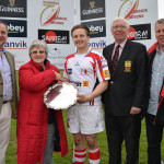 Saturday2014_Ulster Exiles Salver Winners