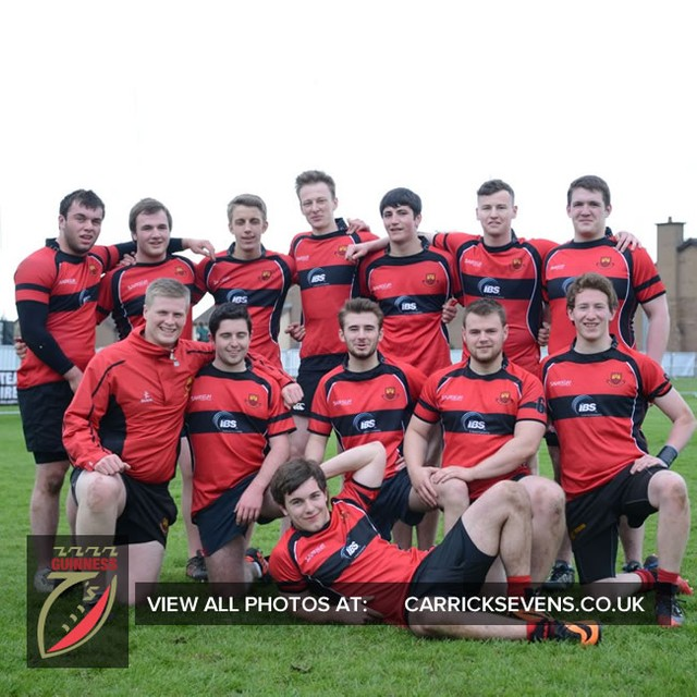 Our very own Carrick U19s #carricksevens