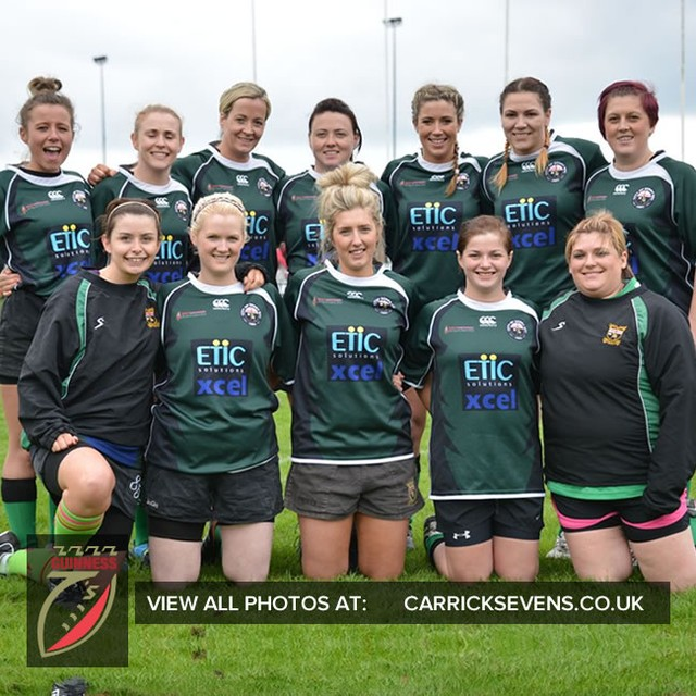 City of Derry Ladies #carricksevens