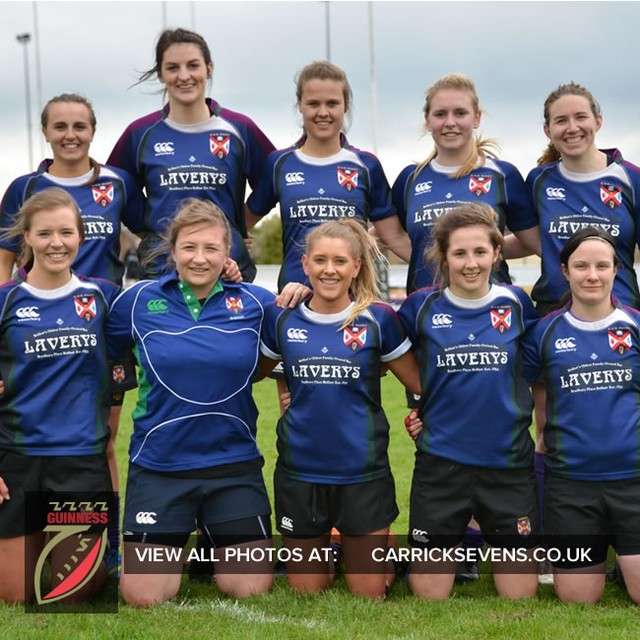 Queen's Ladies take another title home! Can anyone stop them? #carricksevens
