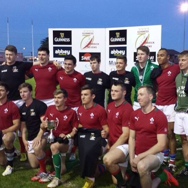 Congrats to President's Select who won the Samurai u19 tournament last night. More action today, a whole lot more!! #carricksevens