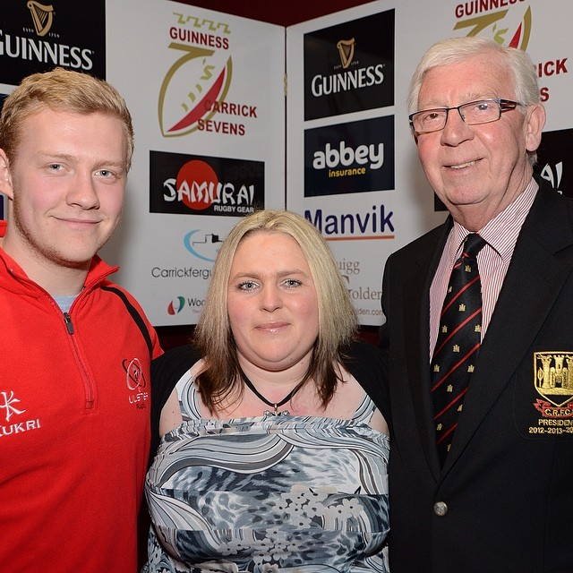 Another snap from our launch night! #carricksevens