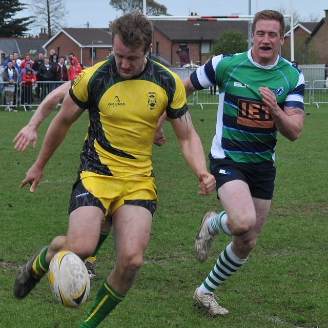 NGN 7s, seen here in green, will be back for 2014! #carricksevens