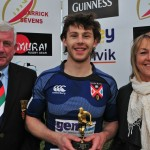 10 Chris Quinn - Manvik Player of the Tournament