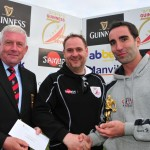 10 Duncan Gleadhill of CIYMS - Quigg Golden Player of the Tournament