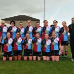 21 Belfast Harlequins - runners up in the Ladies Cup